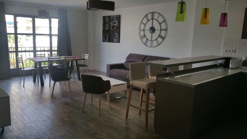 Apartamento totalement renovado - Marbella