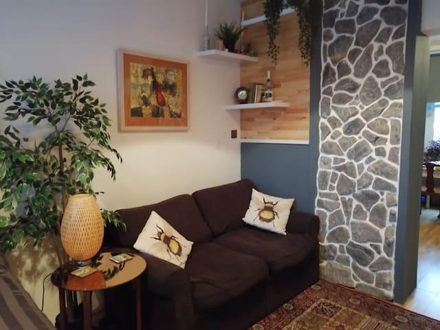 Ground floor studio in the heart of Oban