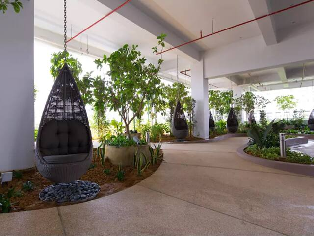 Lifestyle Facilities   Meditation Garden