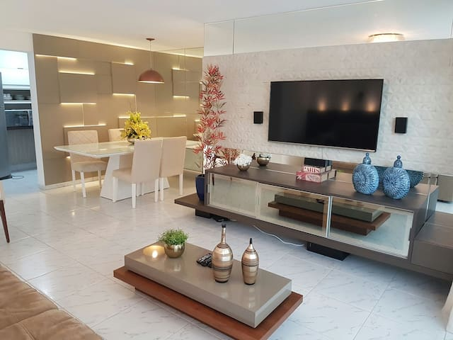 Apartamento Confortável no Bessa - João Pessoa  - Apartamento