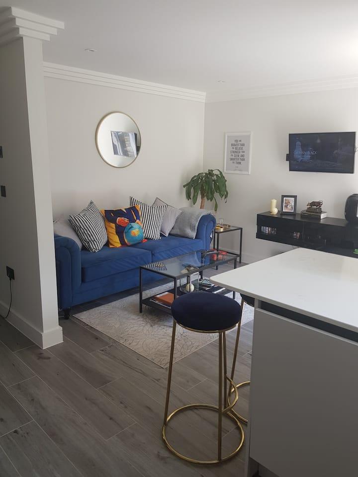 London -STYLISH MODERN HOUSE W/GARDEN