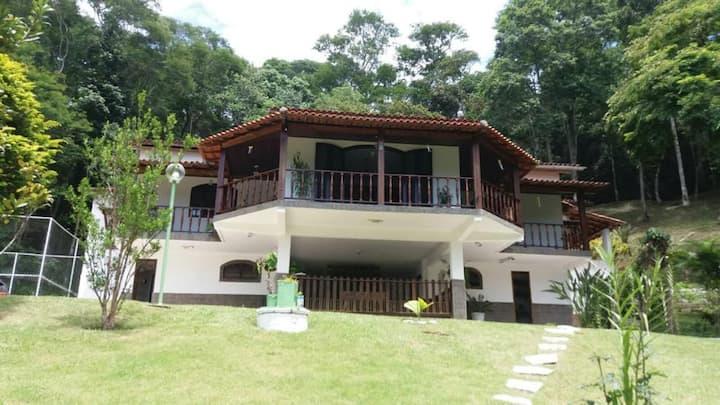Sitio para família e amigos