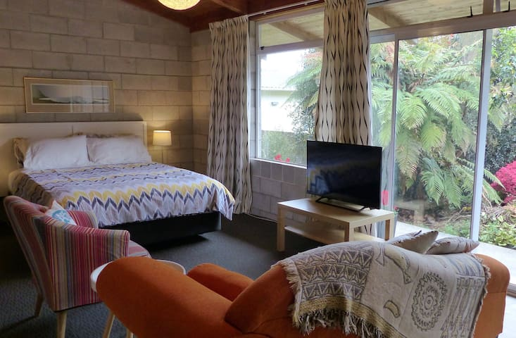 Large Self Contained Studio in Quiet Cul de Sac - Rotorua - Apartamento