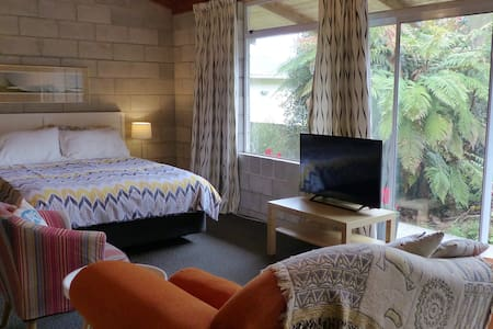 Large Self Contained Studio in Quiet Cul de Sac - Rotorua