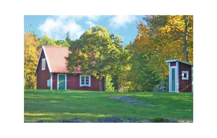 Former farm house with 1 bedroom on 70 m²
