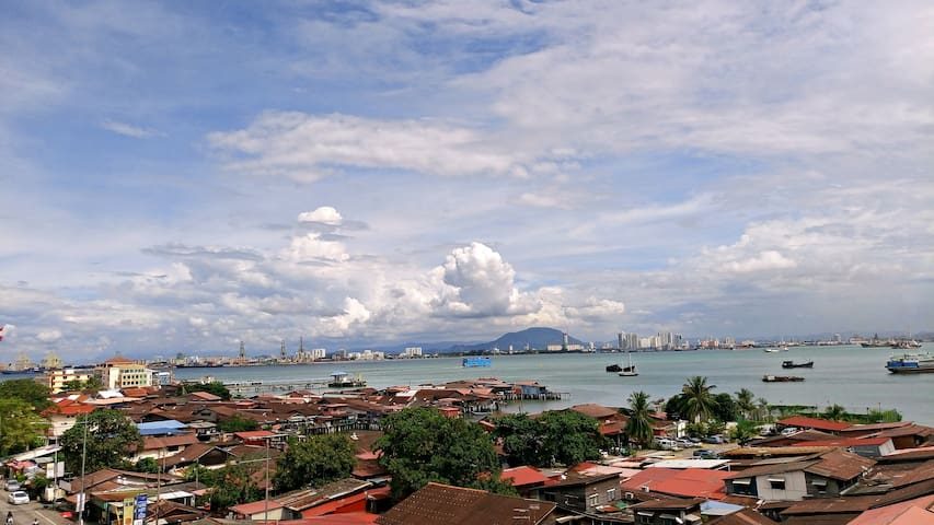 Family Harbour View Room - George Town - Appartamento