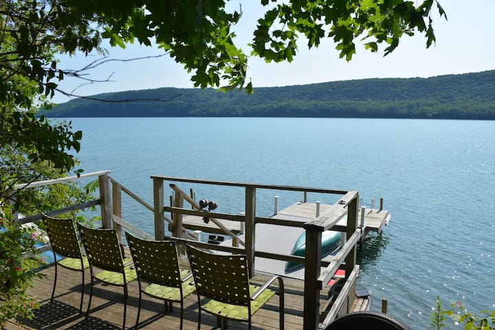 Large, Private Lake Property in Coop - Pool & Dock