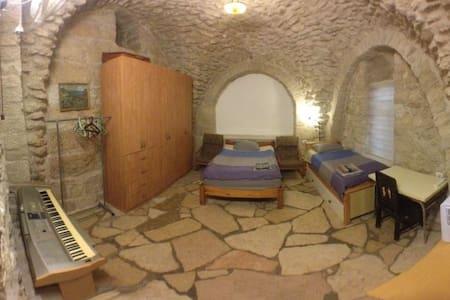 Bethlehem Cave ** Two Persons - Bethlehem - Hus
