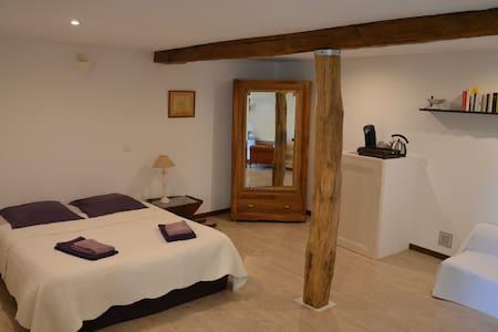 Chez Fanny et Vincent - Lardiers - Bed & Breakfast
