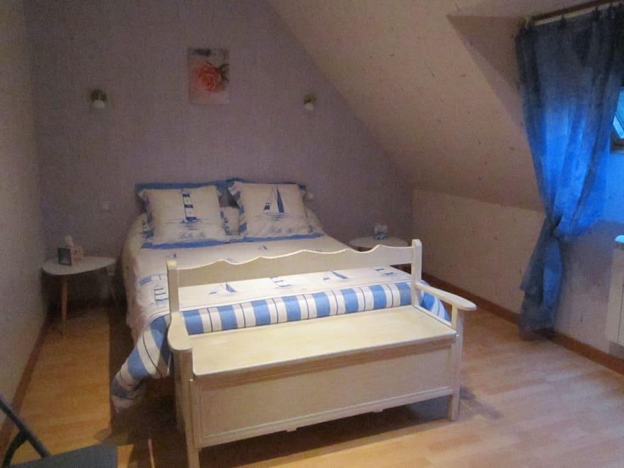 Chambres baie du mont saint michel chambres d 39 h tes for Chambre d hote mont saint michel