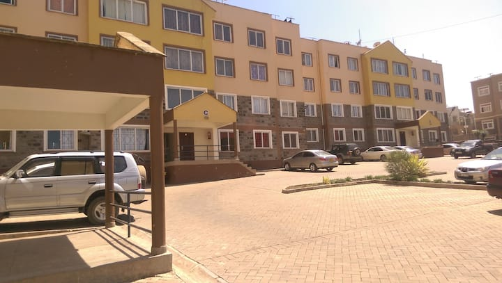 3 bedroom furnished apartment in Milimani Nakuru