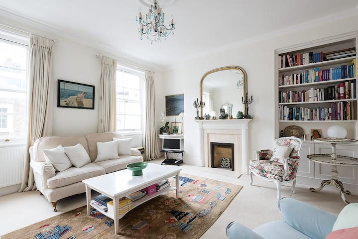 Cosy 2BR Maisonnette in heart of Pimlico - London - Apartment