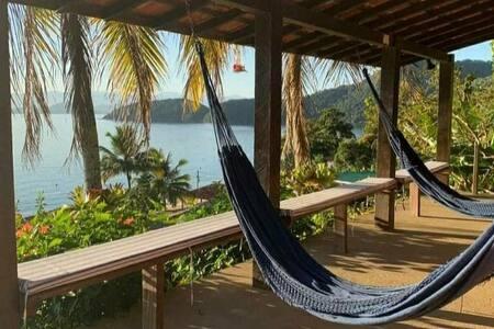 Casa dos Coqueiros, Ilha Grande, Araçatiba