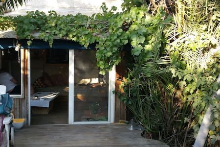 Ash cabin - Jerusalem - Haus