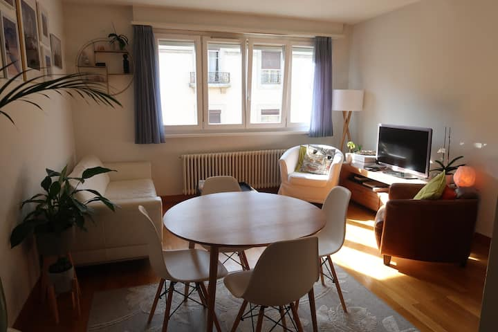 Cosy room in the heart of Geneva