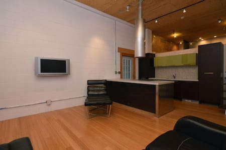 Modern Loft Space Fully Renovated - Columbus - Loft