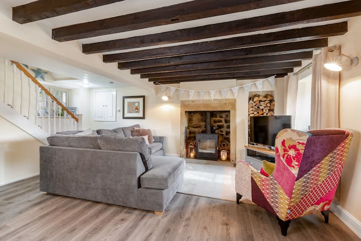 Romantic Cottage, Woods & Walks, 4 bed, sleeps 6