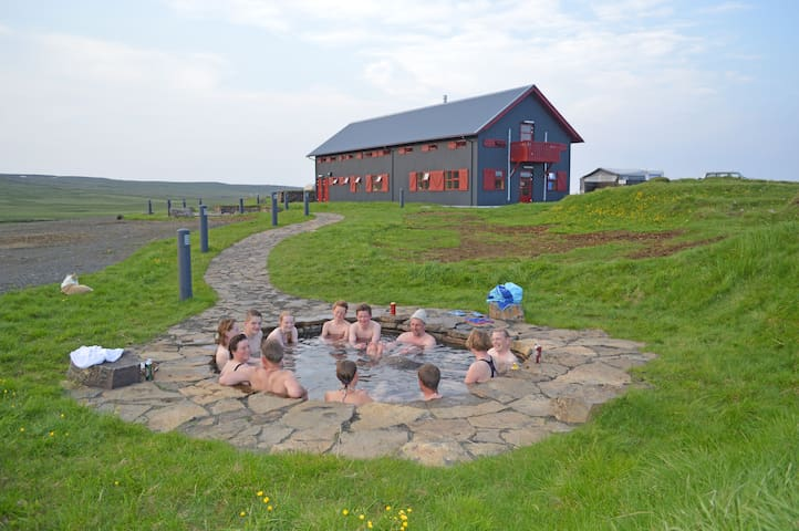 Laugarfell / Twin room 2 - Egilsstaðir - Bed & Breakfast