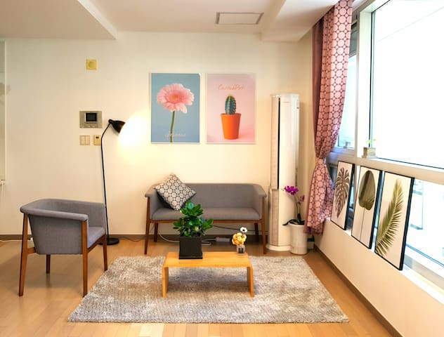 2BR Grand Suites #C Myeong-dong