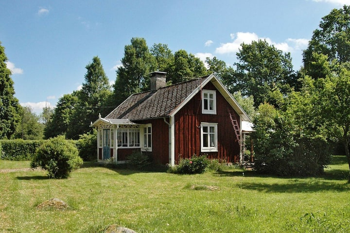 5 person holiday home in KALVSVIK