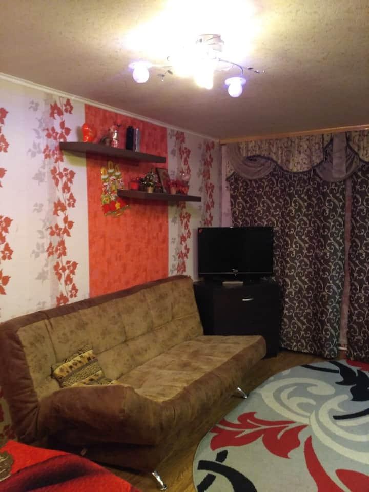 Квартира на сутки в Выксе