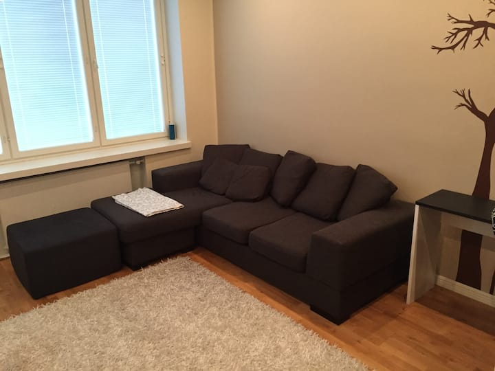 5 star apartment right next to city center