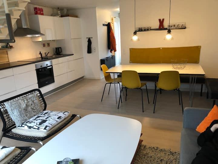 Sommerhus på Agger Havn Feriecenter tæt på havet