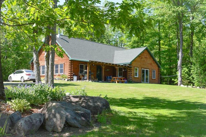 Loon Lodge Canaan, ME