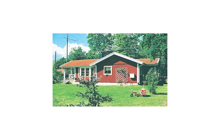 Holiday cottage with 3 bedrooms on 85m² in Slakmöre