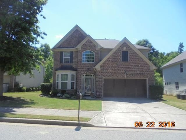 Gorgeous ATL  4 BR home nr shopping & expressway! - Atlanta - House