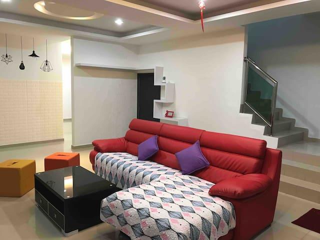 Segamat, Leing's Homestay