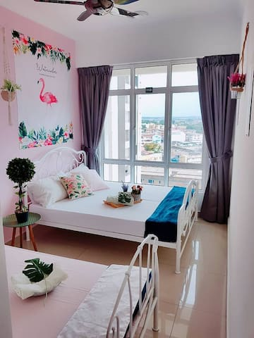 IPOH TOWN FLAMINGO HOME majestic condo