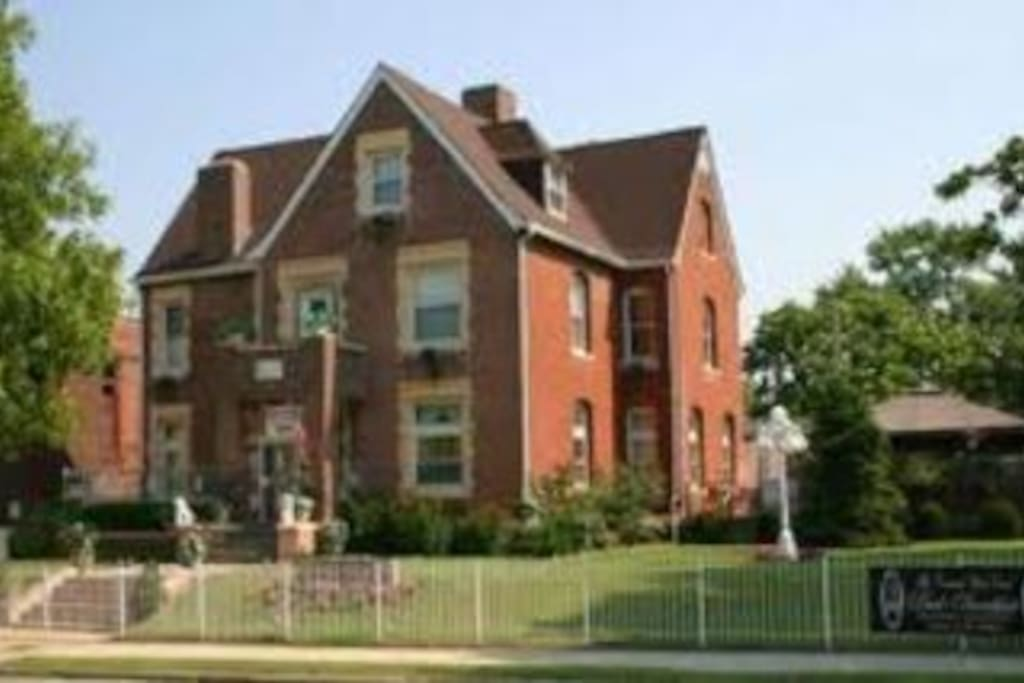 CWE Bed and Breakfast