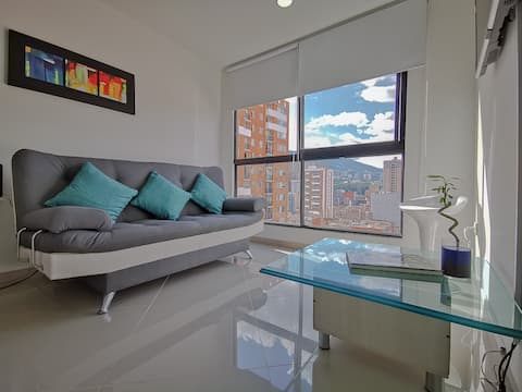 Medellin, Sabaneta BEST OPTION piso 10