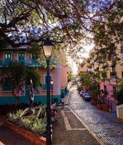 VILLA ROMANCE - Old San Juan,