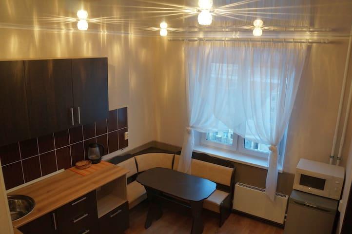 Уютная однокомнатная квартира - Miass - Pis