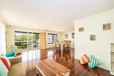 Beachfront at Bribie - Woorim - Maison