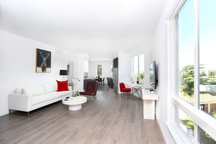 Brand New Corner 2BR   Space & Luxury in San Jose
