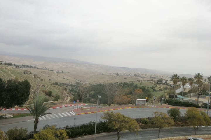 Calmness, near Jerusalem