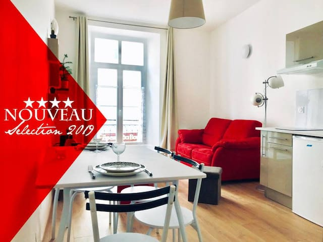 BNB Confort Residence - Nantes - Bouffay