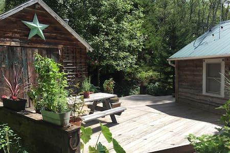 The Buckwood - A Streamside Catskills Cottage - 利文斯頓馬諾(Livingston Manor) - 獨棟