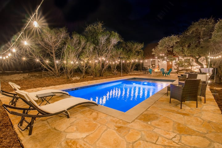 ★The Hideaway★Heated Pool&Spa★Professional Clean★