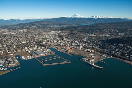 Southern Whatcom County (#3); Bellingham