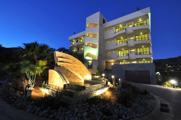 El mejor sitio para hospedarse en San José - Escazú - อพาร์ทเมนท์