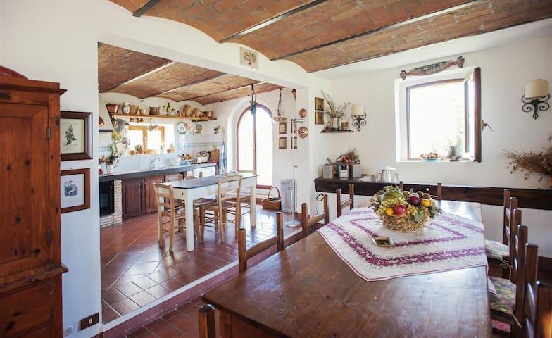Villa Farmhouse Cetona Toscany - Cetona - Villa