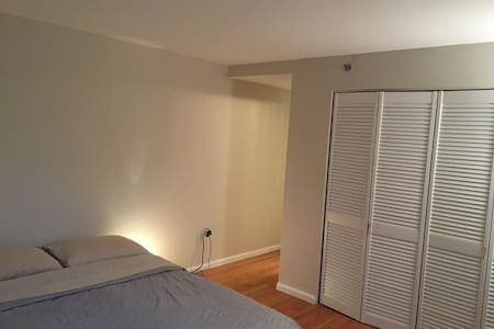 1BR apartment near Harvard/MIT - 坎布里奇