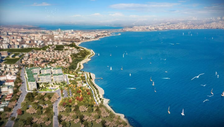 Luxury Life by the Sea at West Istanbul Marina