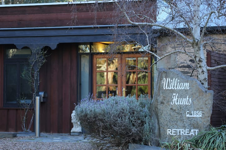 William Hunt's Retreat-Redwood Bed & Breakfast
