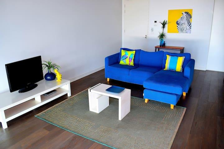 Modern 2BRM apartment 2night min stay - Williamstown - Lägenhet