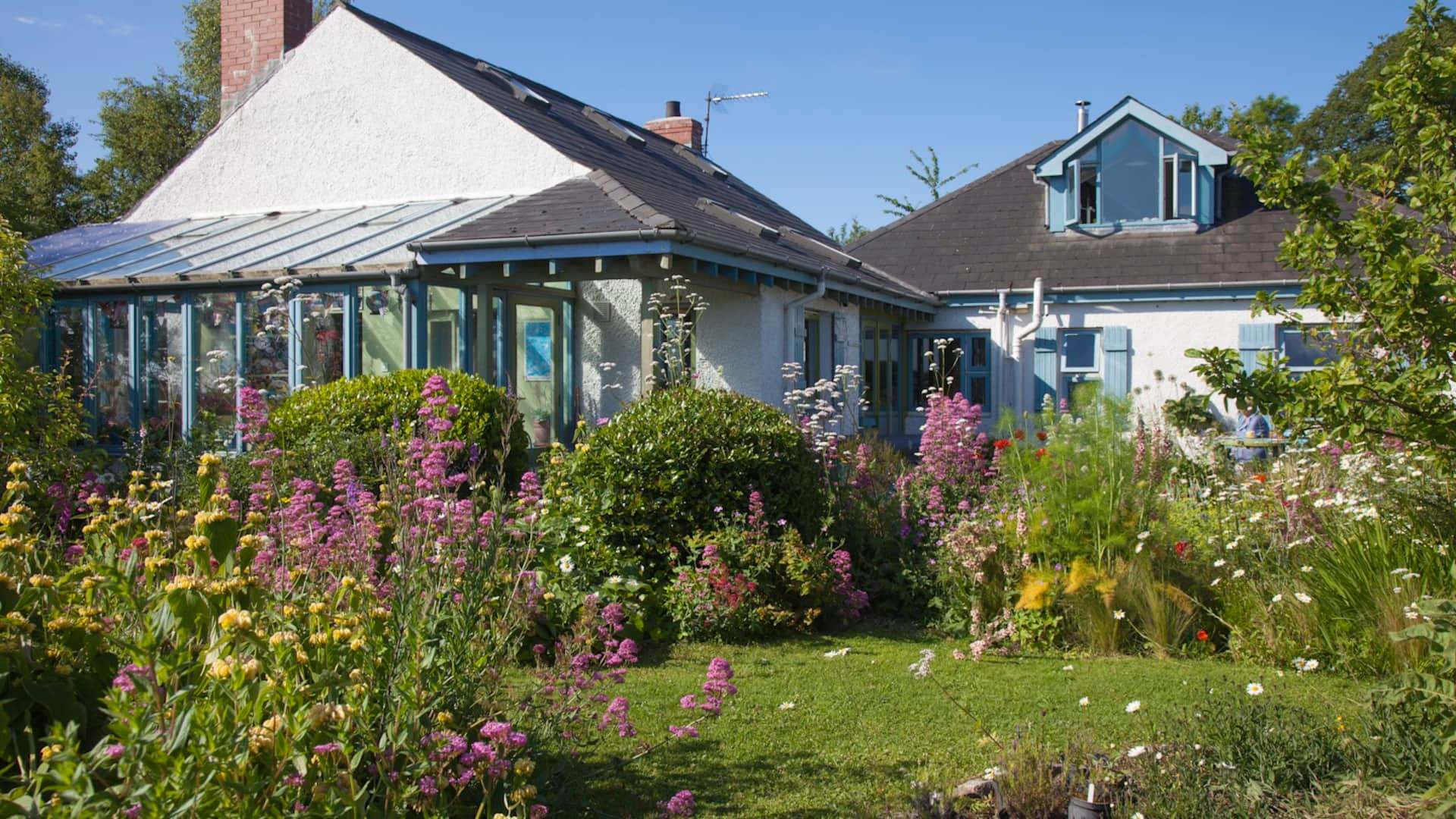 Artsy cottage for garden lovers (Co. Down) - a love shack with a beautiful garden in the North